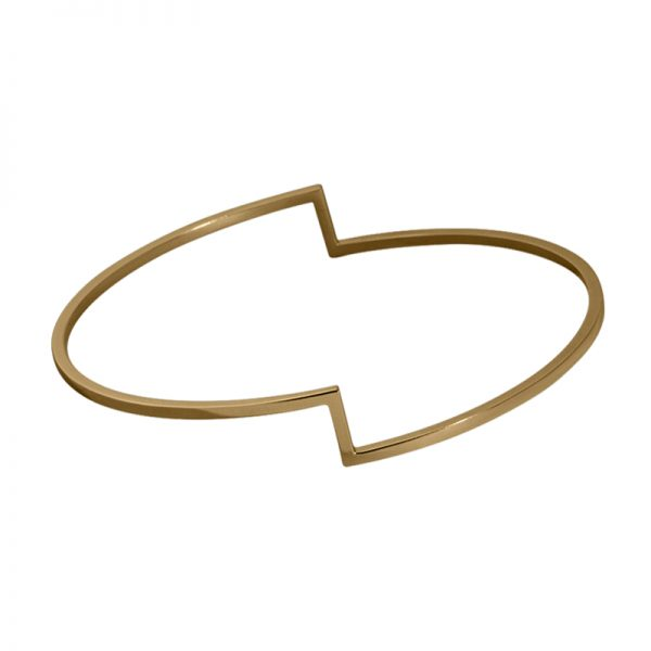 product Fold bracelet gold