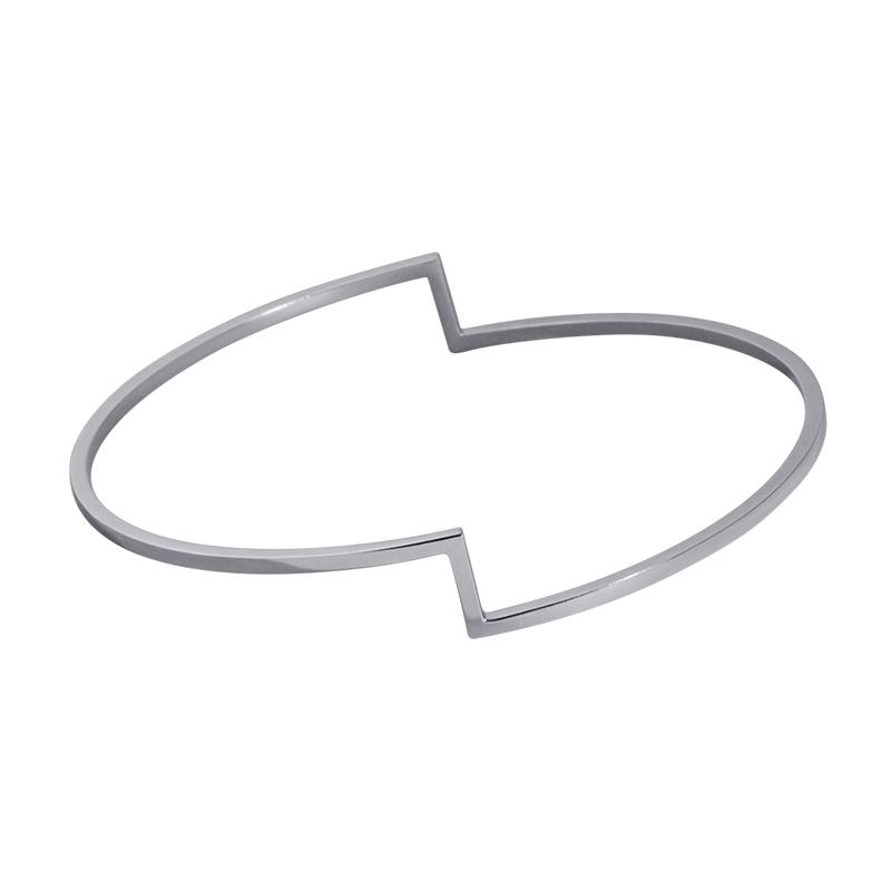 product Fold bracelets silver