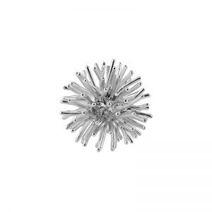 product Pompon brooch silver