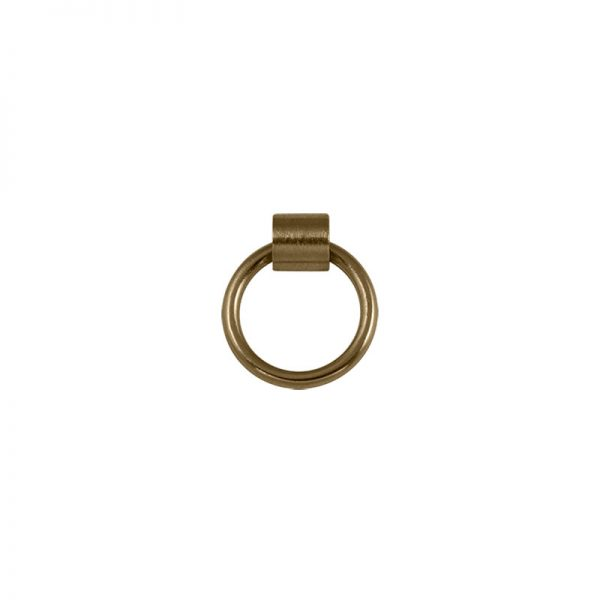 product tube earring 5 gold