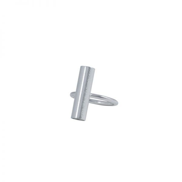 product tube ring 2 silver