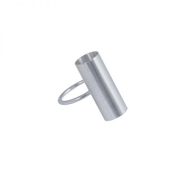product tube ring 3 silver